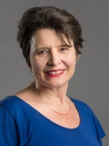 Jacqueline Gilbert geeft taalcursussen Engels in Amsterdam